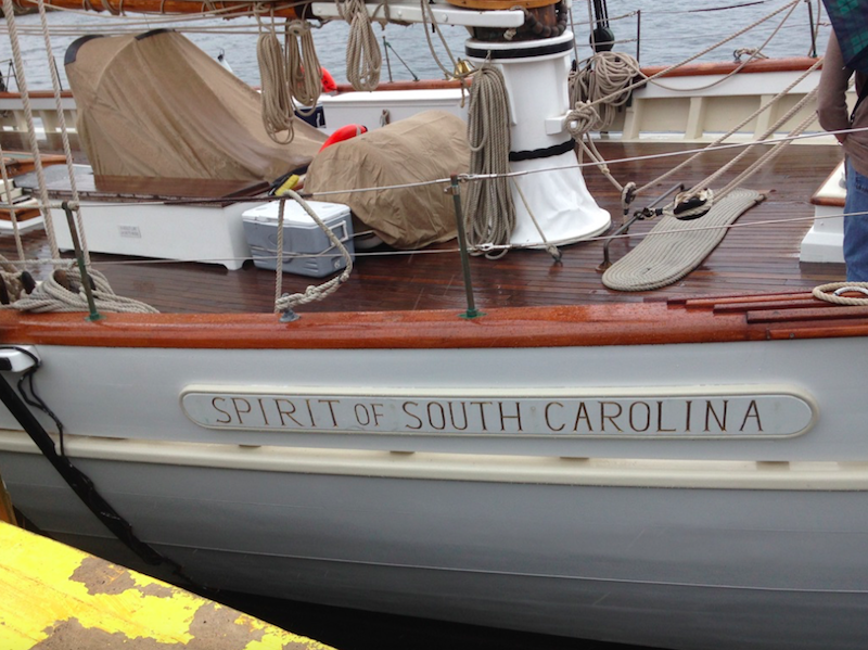 Spirit of South Carolina