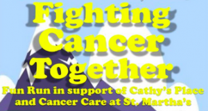 fighting cancer together run